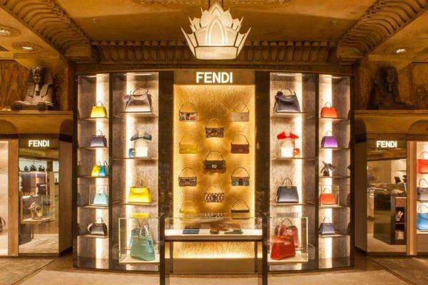 上海 FENDI 芬迪专卖店、门店