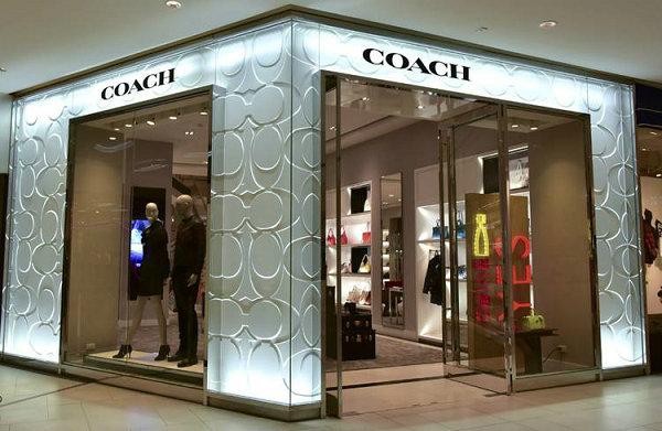 烟台 Coach 蔻驰专卖店、门店