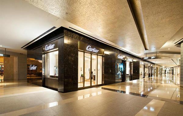 桃园 Cartier 卡地亚门店、专卖店地址