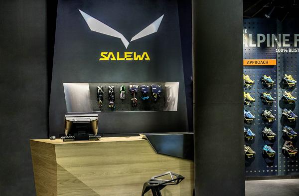 济宁 Salewa 沙乐华旗舰店、实体店