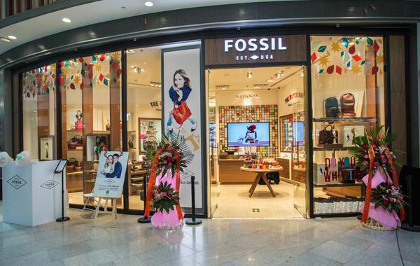泉州 Fossil 实体店、专卖店