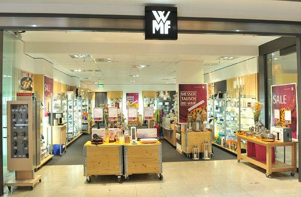 宁波 WMF 福腾宝专卖店、门店