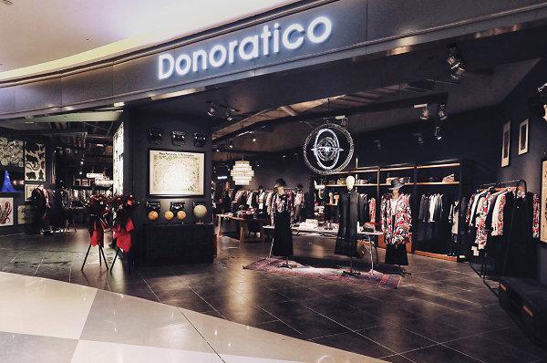 昆明 Donoratico 达衣岩专卖店、专柜