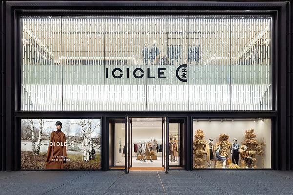 宁波 Icicle 之禾专卖店、门店