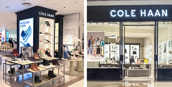 南京 Cole Haan 实体店、专卖店