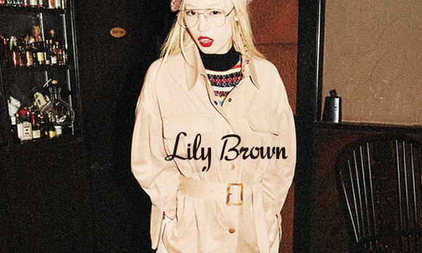 杭州 Lily Brown 专卖店、实体店