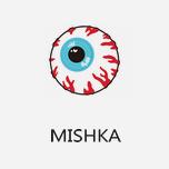 mishka眼球