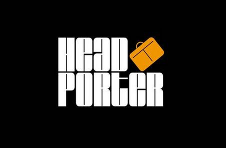 HEAD PORTER logo 壁纸下载