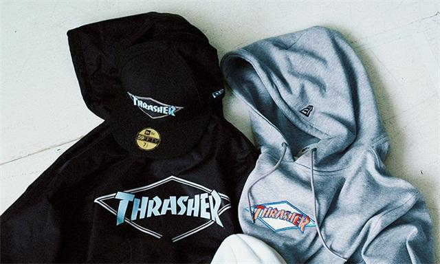 潮流帽饰领航者 New Era x THRASHER 联名推出全新胶囊系列