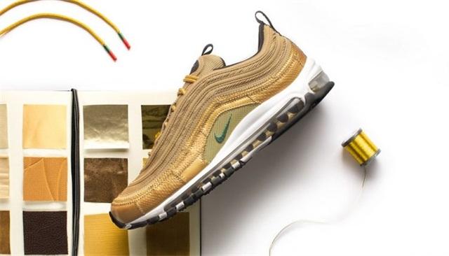 Nike 推出 Air Max 97 CR7 系列鞋款,将于今日欧洲区限定发售!