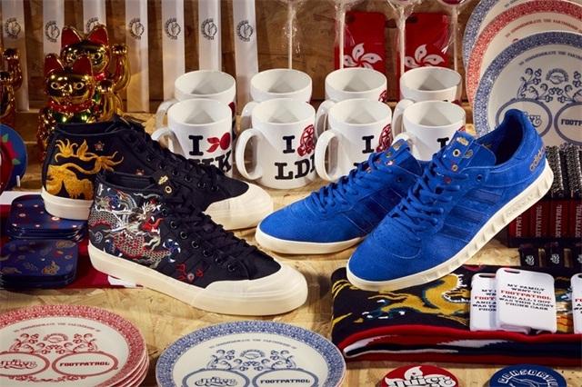 adidas Consortium x JUICE x Footpatrol 发布三方联名潮流鞋款!