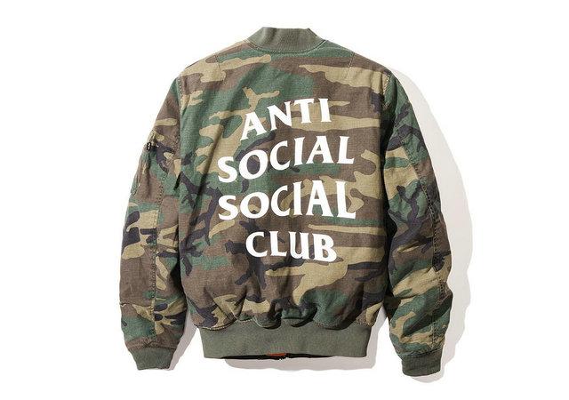 Anti Social Social Club 公布最新潮流单品,即将开售!