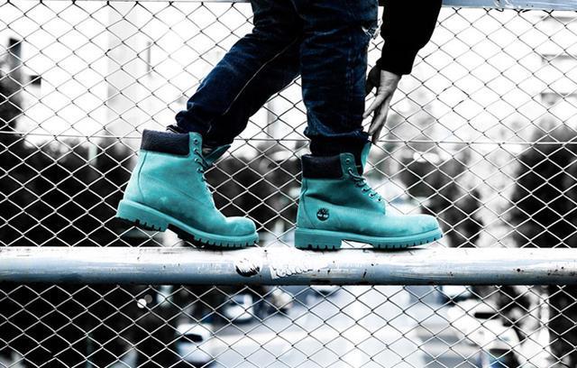atmos x Timberland 联名发布 6-Inch Premium Boot 靴款,带来视觉上的新冲击!