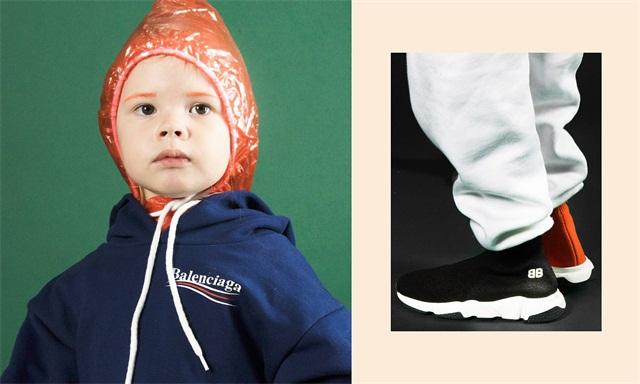 Balenciaga 巴黎世家正式开启童装支线,从小就要做潮人?