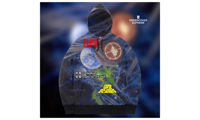 Supreme x UNDERCOVER x Public Enemy x Dr. Martens 四方联名,2018 年的首个重磅合作!