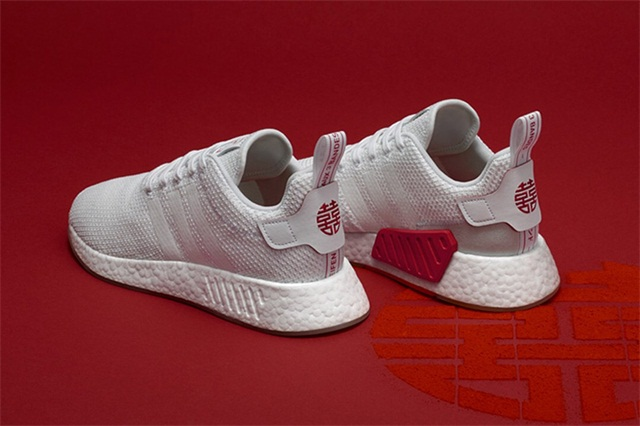 adidas Originals 正式发布 2018 中国新年别注系列,四双鞋款共同庆祝~