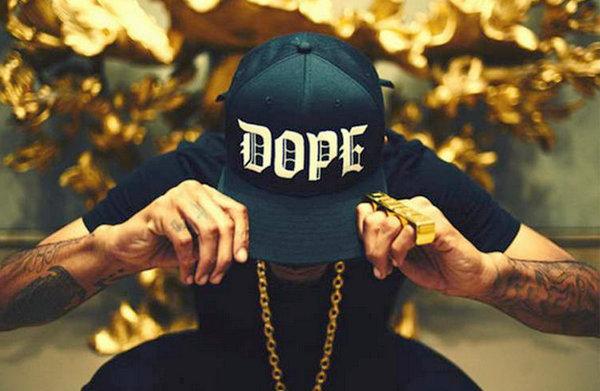 DOPE 因素雅而著称的美国街头品牌