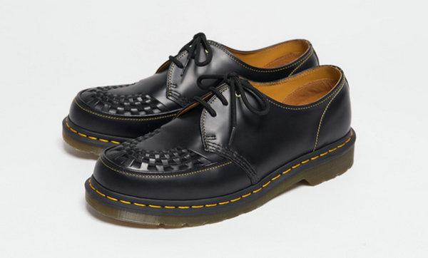 山本耀司 x Dr.Martens 联名带来全新Ramsey鞋款