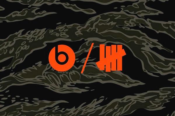 UNDEFEATED x Beats by Dre 联名耳机系列正式发布,以撞色和迷彩呈现