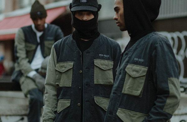 日潮NEIGHBORHOOD x HAVEN 联名系列「MIL-SAVAGE」今日开售