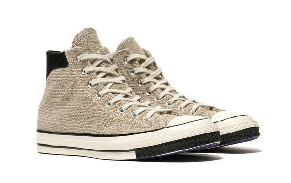 匡威 x CLOT 联名All Star 1970s和All Star Tennis鞋款新作发布