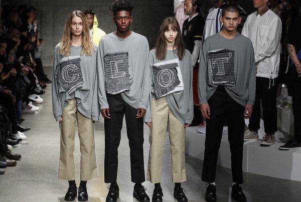 陈冠希CLOT纽约时装周众多潮流新品发布「完整版」