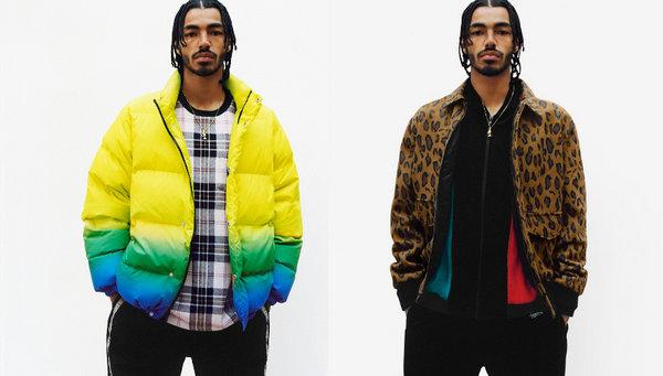 千呼万唤!Supreme 2018春夏系列卫衣、外套、T恤等释出,LOOKBOOK发布~