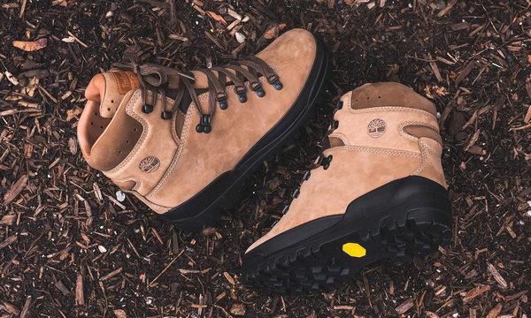 Timberland添柏岚 World Hiker靴款重新归来