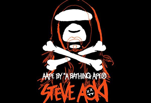 更具活力的猿人!AAPE x 殿堂级 DJ STEVE AOKI 春夏联名系列即将发售