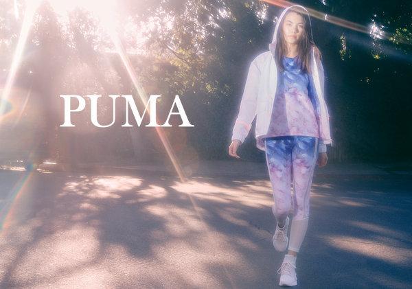 女性美!PUMA x Sophia Webster 2018 春夏全新联名释出