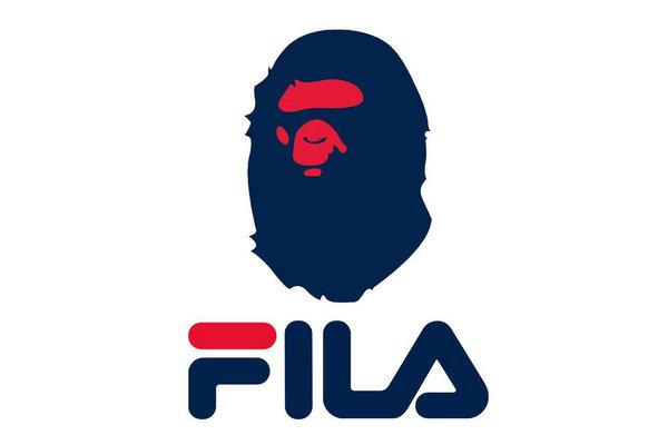 红颜猿人?Bape 或与 FILA 展开联名企划