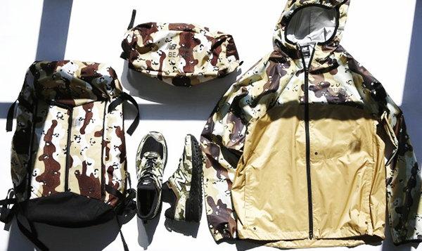 BEAMS Plus x 新百伦 x GREGORY 三方联名服饰系列即将发售