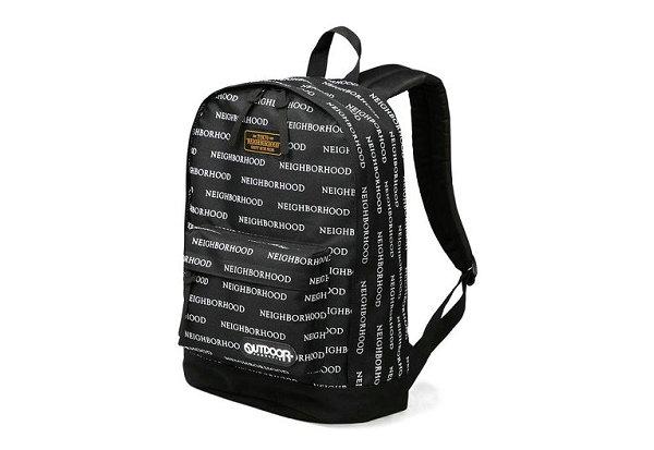 NEIGHBORHOOD x Outdoor 联名推出高辨识度别注款背包