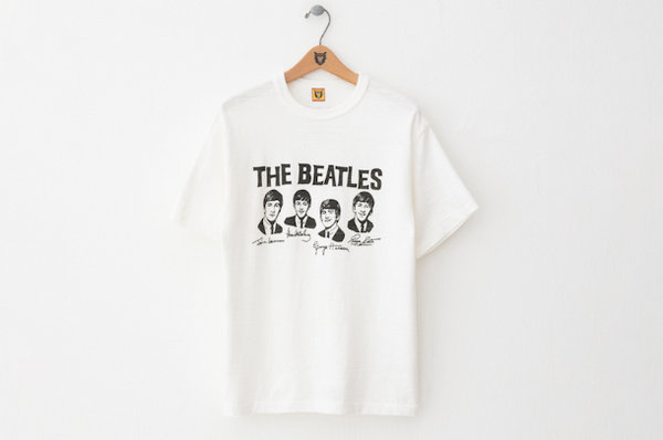 致敬!NIGO HUMAN MADE x The Beatles 2018春夏联名系列