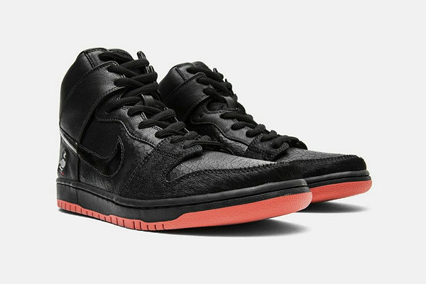 """神秘佳作!Nike SB Dunk High """"Black Pigeon""""这双灰鸽子能否再创奇迹?"""