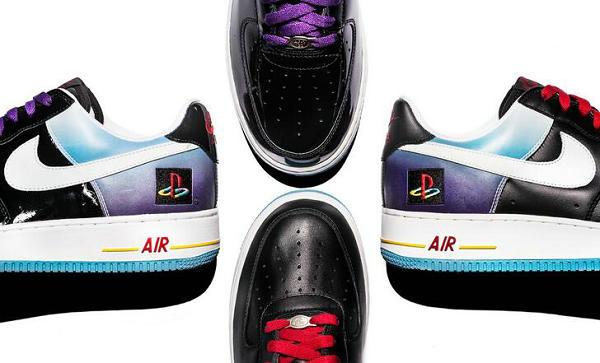 震惊!耐克Air Force 1顶级限量「PlayStation」系列再度发售?