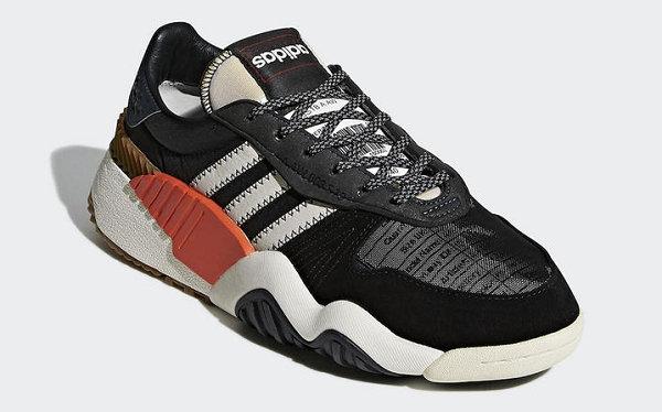 阿迪达斯 x Alexander Wang联名复古鞋款正式发布,本周上架!