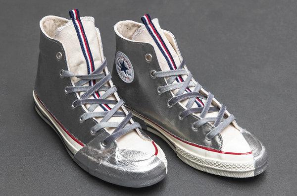 """匡威 x Pigalle全新联名""""Chuck Taylor 1970s""""鞋款,一饱眼福!"""