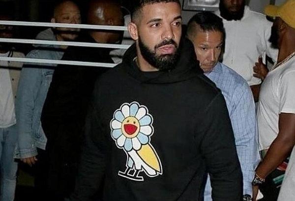 """村上隆 x OVO全新联名""""太阳花+猫头鹰""""服饰系列,Drake提前上身"""