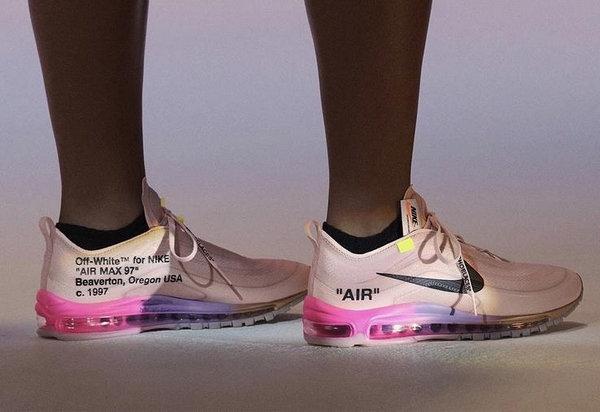 又见彩虹?Virgil Abloh x Nike 网球限定联名鞋款曝光