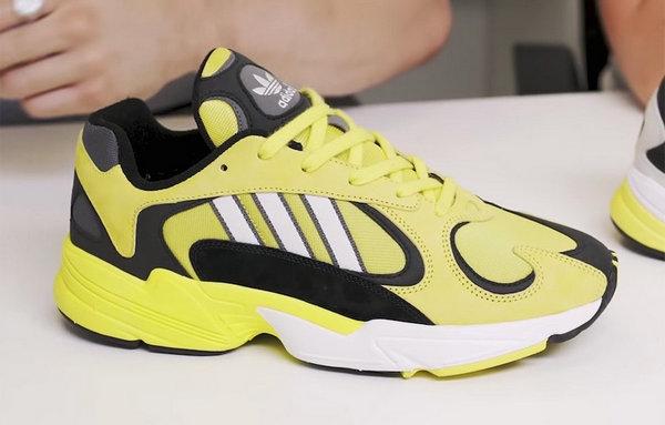Size x adidas Originals Yung-1 联名鞋款全新配色释出