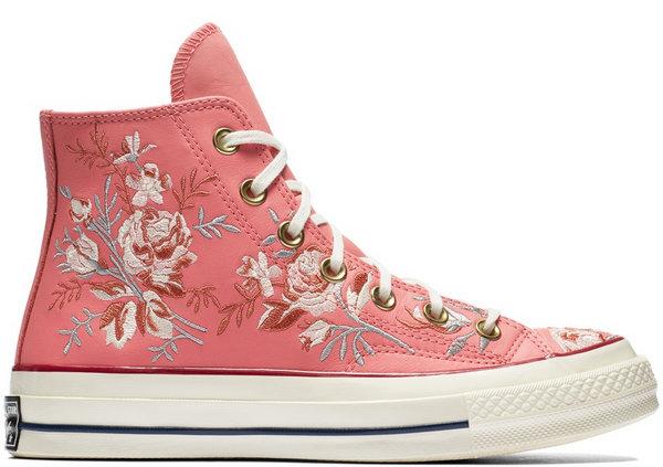 """美出新高度,Converse""""Parkway Floral""""系列鞋款发售"""