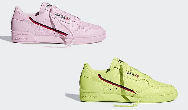 adidas Continental 80 鞋款双色释出,Yeezy 完美替代品?
