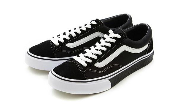 mastermind JAPAN x Vans 联名鞋款发售在即