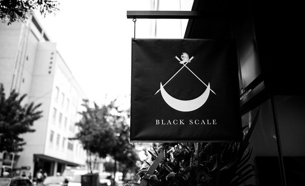 Black Scale 独具韵味的美国暗黑潮牌