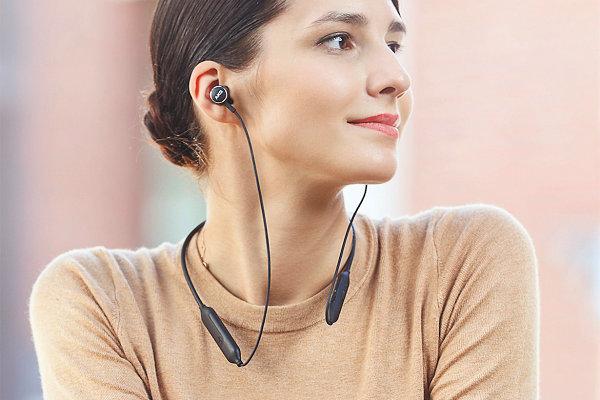 AKG 2018 颈挂式无线蓝牙耳机 Y100 WIRELESS 全新公布
