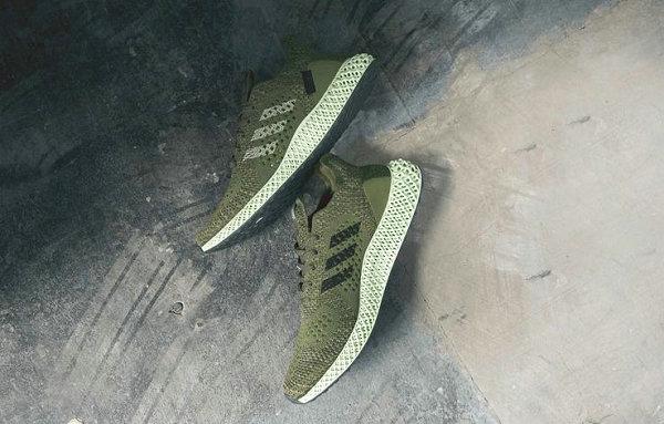 Footpatrol x adidas Consortium 4D 联名鞋款公布,即将上市