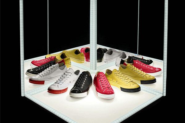 高桥盾 UNDERCOVER x 匡威 2018 Chuck 70 联名系列鞋款上市发行