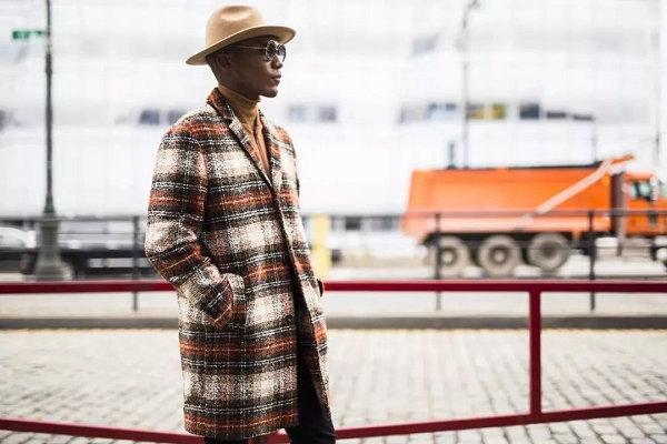 一顶绅士帽,让你的潮流搭配分外出彩!