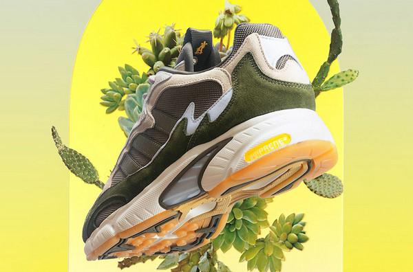 Saint Alfred x adidas 联名复古跑鞋发售在即!